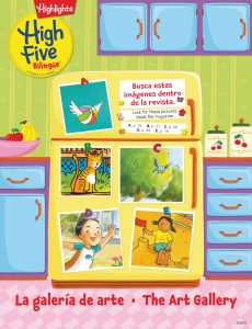 Highlights High Five Bilingue – August 2020