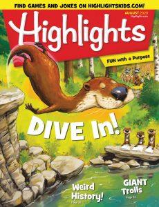 Highlights for Children – August 2020