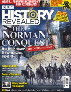 History Revealed – August 2020