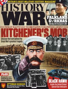 History of War – Issue 83, 2020