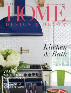 Home Design & Decor Triangle – August-September 2020
