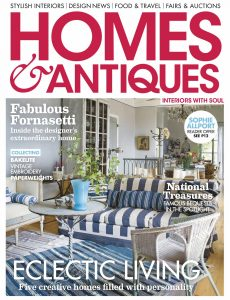 Homes & Antiques – August 2020