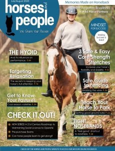 Horses and People – July-August 2020