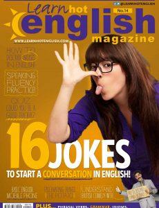 Hot English Magazine #218 (14) • July 2020
