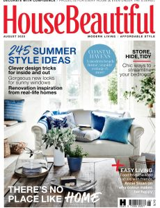 House Beautiful UK – August 2020