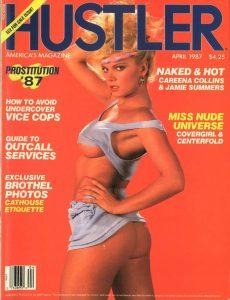 Hustler USA – April 1987