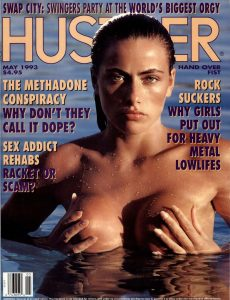 Hustler USA – May 1993
