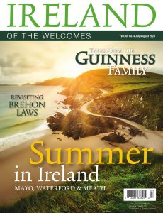 Ireland of the Welcomes – Juy-August 2020