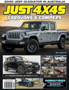 Just 4x4s – 27 July 2020