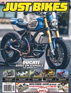 Just Bikes – July 2020