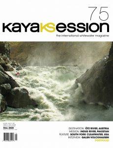 Kayak Session Magazine – July 15, 2020