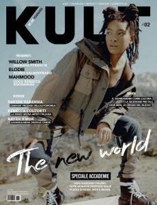 Kult Magazine – Giugno-Luglio-Agosto 2020