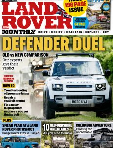 Land Rover Monthly – September 2020