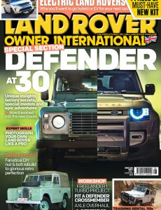 Land Rover Owner – August 2020