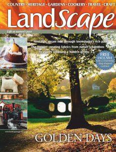 Landscape UK – September 2020