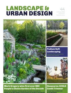 Landscape & Urban Design – July-August 2020