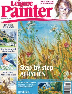 Leisure Painter – August 2020