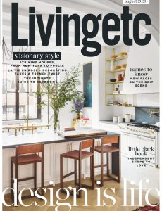 Living Etc UK – August 2020