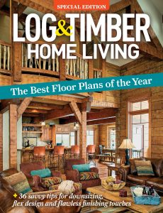 Log Home Living – July 2020