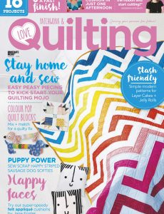 Love Patchwork & Quilting – July 2020
