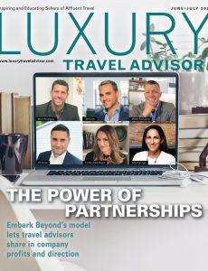 Luxury Travel Advisor – June-July 2020
