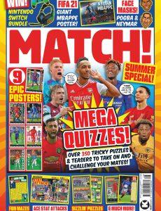Match! – July 06, 2020