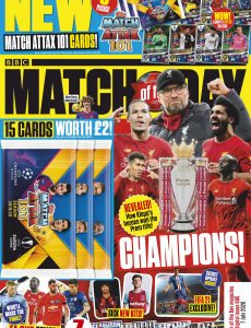 Match of the Day – 07 July 2020