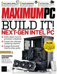 Maximum PC – August 2020