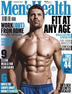Men's Health South Africa – August 2020