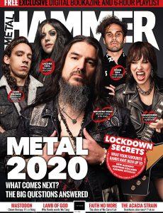 Metal Hammer UK – August 2020