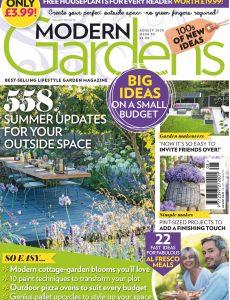 Modern Gardens – August 2020