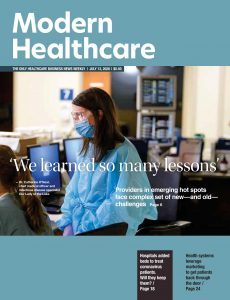 Modern Healthcare – July 13, 2020
