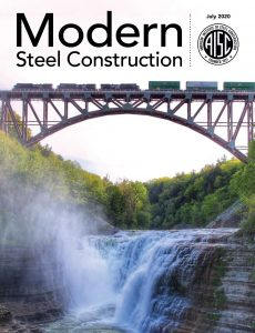 Modern Steel Construction – July 2020