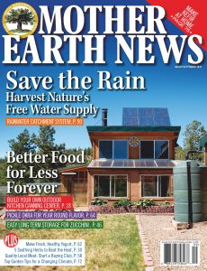 Mother Earth News – August-September 2020