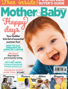 Mother & Baby UK – August 2020