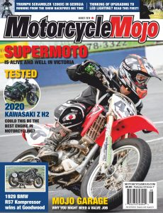 Motorcycle Mojo – August 2020