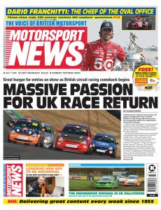Motorsport News – July 01, 2020