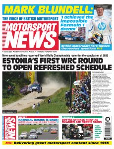 Motorsport News – July 08, 2020