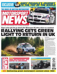 Motorsport News – July 15, 2020