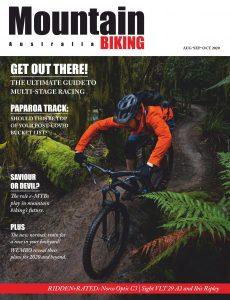 Mountain Biking Australia – August 2020