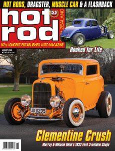 NZ Hot Rod – August 2020