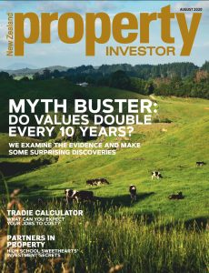 NZ Property Investor – August 2020