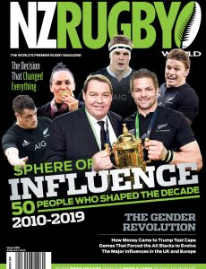 NZ Rugby World – June-July 2020