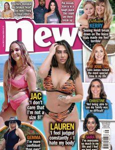 New! Magazine – 03 August 2020