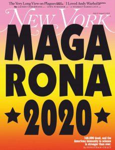 New York Magazine – July 20, 2020