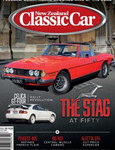 New Zealand Classic Car – August 2020
