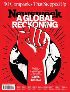 Newsweek International – 10 July 2020