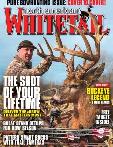 North American Whitetail – August 2020