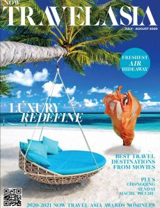 Now Travel Asia – July-August 2020