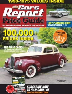 Old Cars Report Price Guide – July 2020